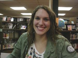 Megan Kiefert